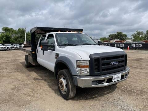 2010 Ford F-450 Super Duty for sale at Florida Auto & Truck Exchange in Bradenton FL