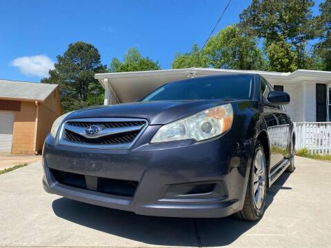 2010 Subaru Legacy for sale at Efficiency Auto Buyers in Milton GA