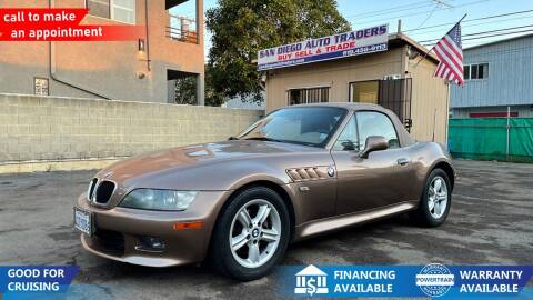 2000 BMW Z3 for sale at San Diego Auto Traders in San Diego CA