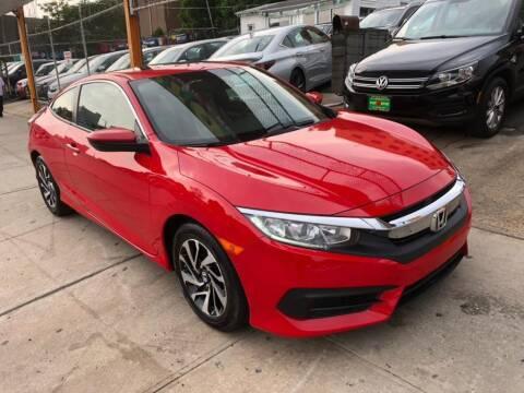2018 Honda Civic for sale at Sylhet Motors in Jamacia NY
