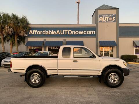 1999 Toyota Tacoma for sale at Affordable Autos in Houma LA