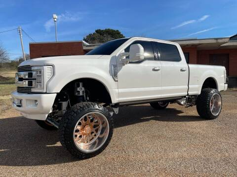 2018 Ford F-250 Super Duty for sale at JCT AUTO in Longview TX
