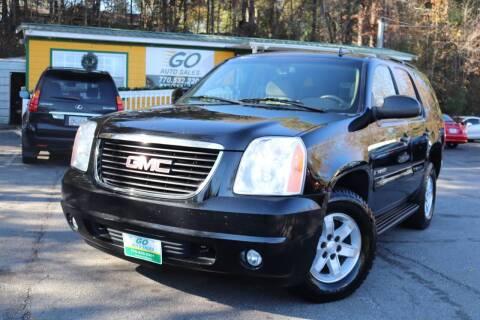 2008 GMC Yukon for sale at Go Auto Sales in Gainesville GA