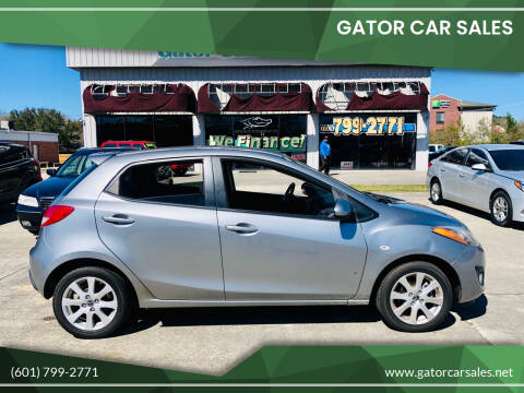 2014 Mazda MAZDA2 for sale at Gator Car Sales in Picayune MS
