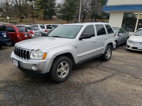 2006 Jeep Grand Cherokee for sale at Trax Auto II in Broadway VA