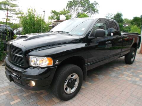 2004 Dodge Ram Pickup 2500 for sale at Precision Auto Sales of New York in Farmingdale NY