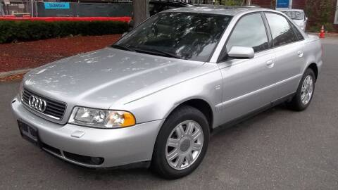 1999 Audi A4 for sale at Cypress Automart in Brookline MA