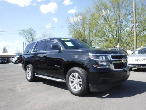 2015 Chevrolet Tahoe for sale at Rob Co Automotive LLC in Springfield TN