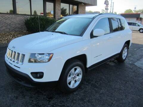 2016 Jeep Compass for sale at Jacobs Auto Sales in Nashville TN
