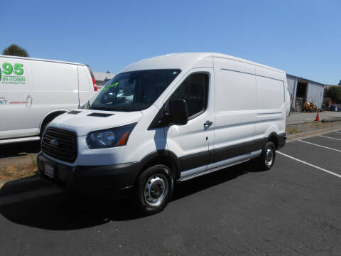 2016 Ford Transit Cargo for sale at Sutherlands Auto Center in Rohnert Park CA