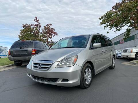 2006 Honda Odyssey for sale at All-Star Auto Brokers in Layton UT