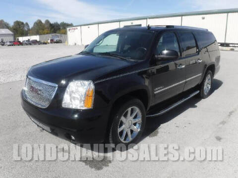 2014 GMC Yukon XL for sale at London Auto Sales LLC in London KY