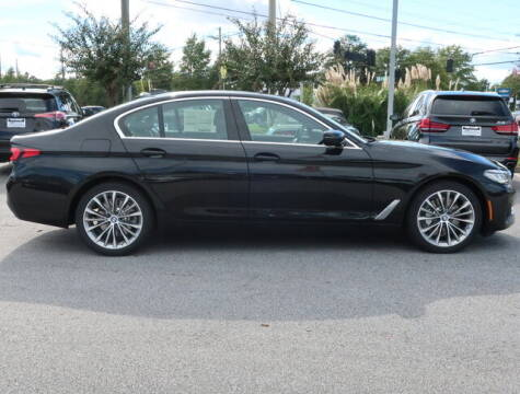 2022 BMW 5 Series for sale at Southern Auto Solutions - BMW of South Atlanta in Marietta GA