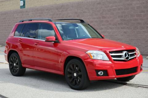 2012 Mercedes-Benz GLK for sale at NeoClassics - JFM NEOCLASSICS in Willoughby OH