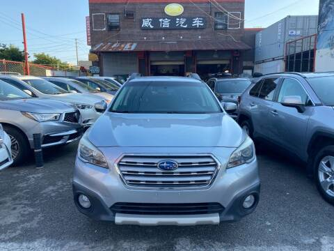 2015 Subaru Outback for sale at TJ AUTO in Brooklyn NY