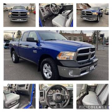 2016 RAM Ram Pickup 1500 for sale at SIERRA AUTO LLC in Salem OR