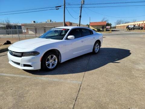 2015 Dodge Charger for sale at A & J Enterprises in Dallas TX