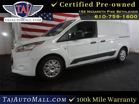 2016 Ford Transit Connect Cargo for sale at Taj Auto Mall in Bethlehem PA