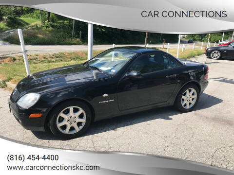 2000 Mercedes-Benz SLK for sale at Car Connections in Kansas City MO