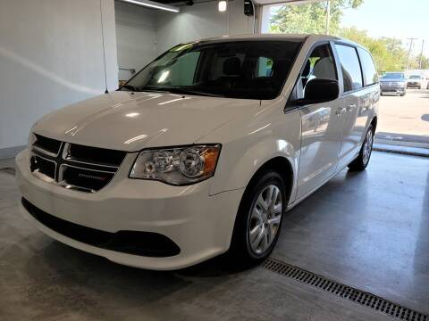 2018 Dodge Grand Caravan for sale at Redford Auto Quality Used Cars in Redford MI