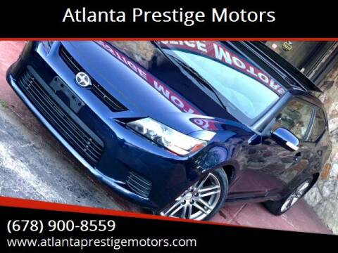 2012 Scion tC for sale at Atlanta Prestige Motors in Decatur GA