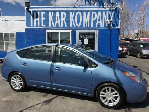2008 Toyota Prius for sale at The Kar Kompany Inc. in Denver CO