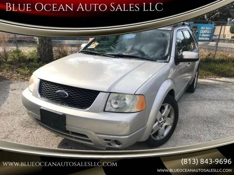 2006 Ford Freestyle for sale at Blue Ocean Auto Sales LLC in Tampa FL