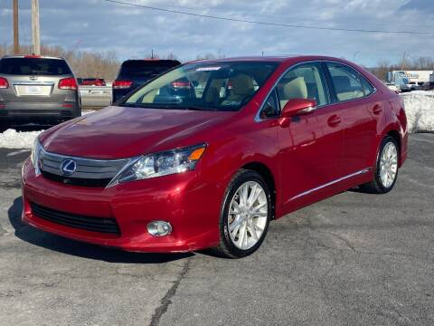 2010 Lexus HS 250h for sale at Clear Choice Auto Sales in Mechanicsburg PA