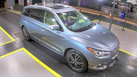 2017 Infiniti QX60 for sale at JOE BULLARD USED CARS in Mobile AL
