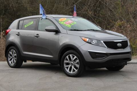 2016 Kia Sportage for sale at McMinn Motors Inc in Athens TN