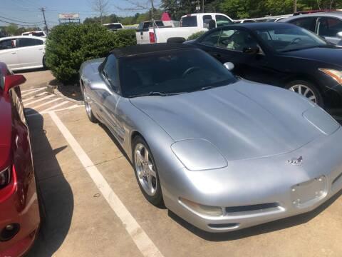 2003 Chevrolet Corvette for sale at A & K Auto Sales in Mauldin SC