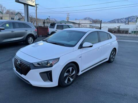 2017 Hyundai Ioniq Hybrid for sale at New Start Auto in Richardson TX