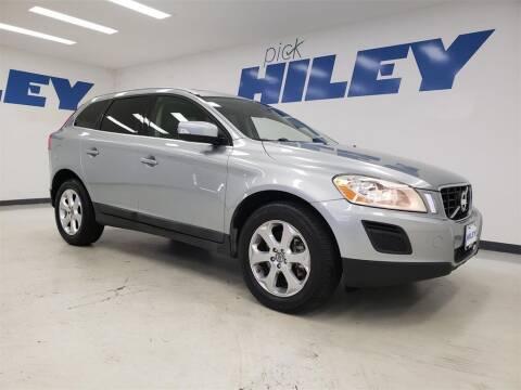 2011 Volvo XC60 for sale at HILEY MAZDA VOLKSWAGEN of ARLINGTON in Arlington TX