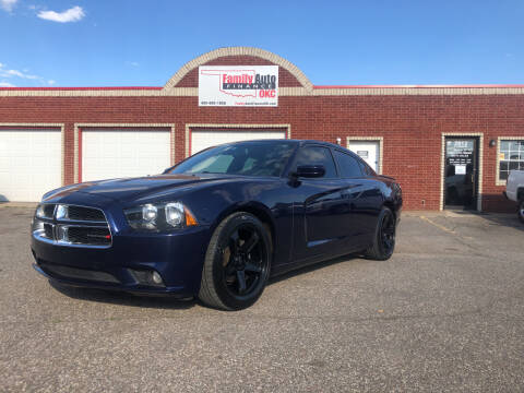 2014 Dodge Charger for sale at Family Auto Finance OKC LLC in Oklahoma City OK