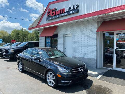 2014 Mercedes-Benz C-Class for sale at AG AUTOGROUP in Vineland NJ