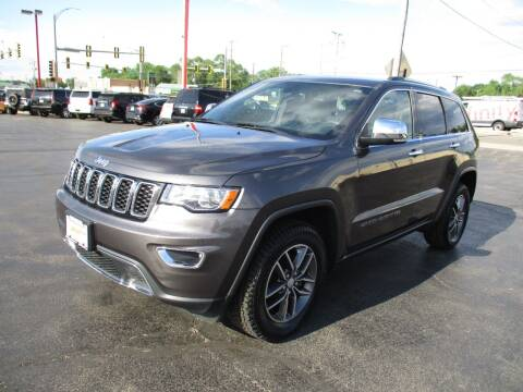 2018 Jeep Grand Cherokee for sale at Windsor Auto Sales in Loves Park IL