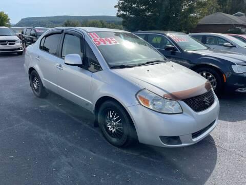 2011 Suzuki SX4 for sale at Chilson-Wilcox Inc Lawrenceville in Lawrenceville PA