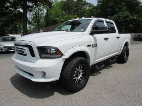 2013 RAM Ram Pickup 1500 for sale at Atlantic Auto Sales in Chesapeake VA