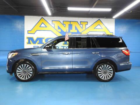 2018 Lincoln Navigator for sale at ANNA MOTORS, INC. in Detroit MI