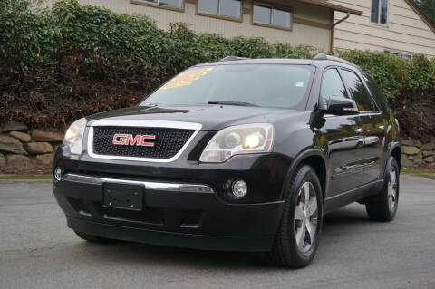 2012 GMC Acadia for sale at West Coast Auto Works in Edmonds WA