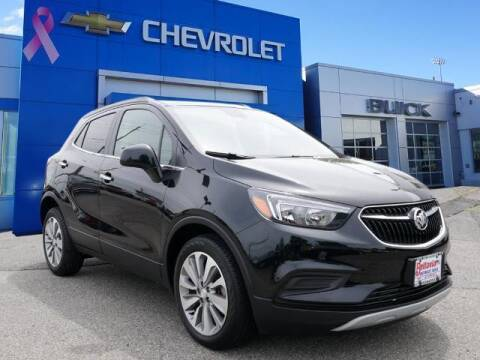 2020 Buick Encore for sale at Bellavia Motors Chevrolet Buick in East Rutherford NJ