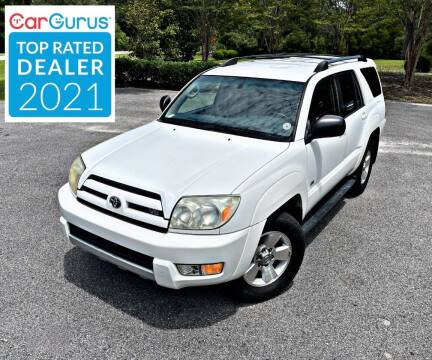 2004 Toyota 4Runner for sale at Brothers Auto Sales of Conway in Conway SC