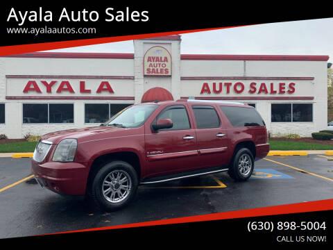 2008 GMC Yukon XL for sale at Ayala Auto Sales in Aurora IL