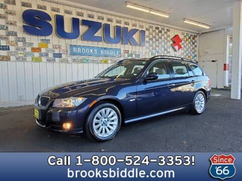 2009 BMW 3 Series for sale at BROOKS BIDDLE AUTOMOTIVE in Bothell WA