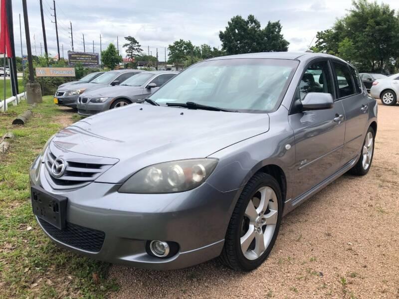 2006 Mazda MAZDA3 for sale in Spring, TX