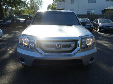 2011 Honda Pilot for sale at Wheels and Deals in Springfield MA