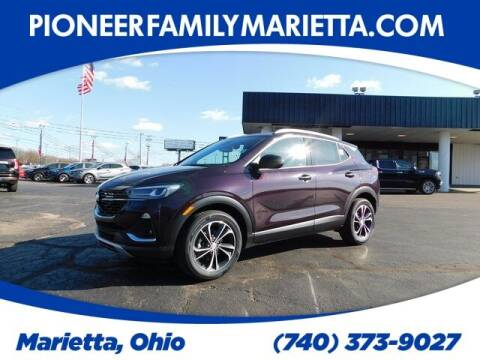 2021 Buick Encore GX for sale at Pioneer Family preowned autos in Williamstown WV