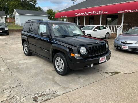 2014 Jeep Patriot for sale at Taylor Auto Sales Inc in Lyman SC
