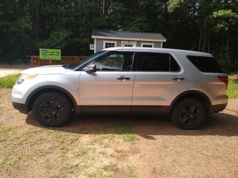 2014 Ford Explorer for sale at Route 150 Auto LLC in Lincolnton NC