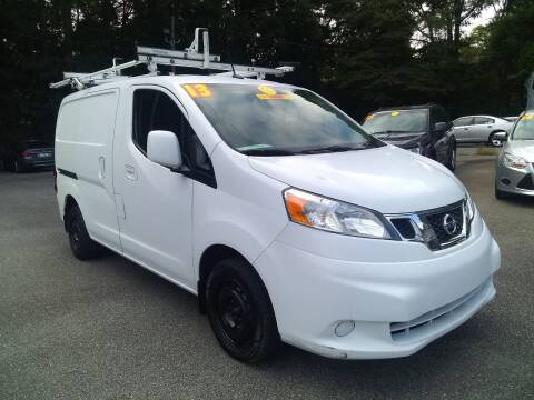 2013 Nissan NV200 for sale at Import Plus Auto Sales in Norcross GA
